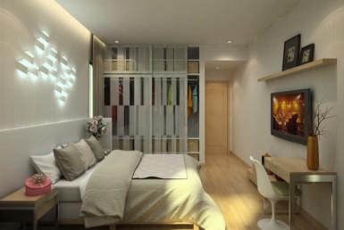 The Sun Avenue - master bedroom