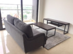 2. Nassim apartment for rent in District 2 - living room