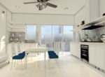 1. Palm Residence for rent