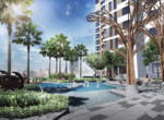 5. The Sun Avenue - swimming pool 3