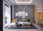 1. The Sun Avenue for rent - Living room