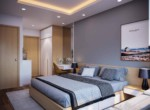 6. The Sun Avenue for rent - master bedroom
