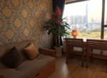 2. New City Thu Thiem apartment for rent - living room