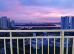 3. The Sun Avenue for rent - view from balcony