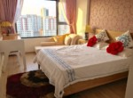 5. New City Thu Thiem apartment for rent - bedroom