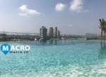 The Sun Avenue - Hồ bơi view Đảo Kim Cương (Macro.vn)