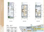 palm residence townhouse layout