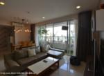 1.1 Sunrise City for rent - living room
