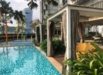 6. Sarimi apart for rent in Dist 2, HCMC -swimming pool