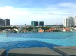 8. The Sun Avenue - swimming pool