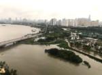 5. Saigon downtown view