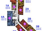 1. Maldives Tower layout