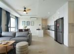 4. Sofa & kitchen