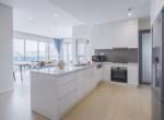 3. Open kitchen