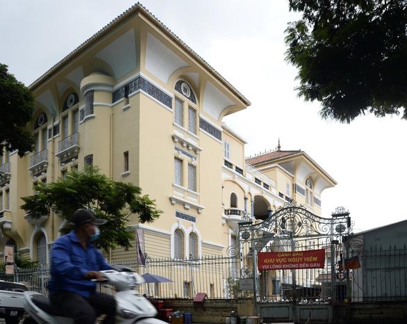 Saigon art museum seeks help over subsidence
