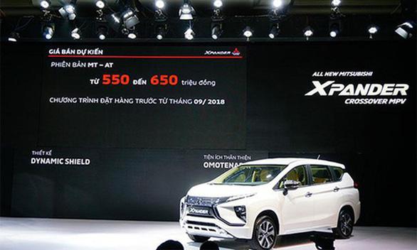 Mitsubishi recalls over 9,000 Xpander, Outlander cars in Vietnam